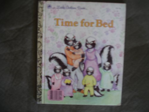 9780307630155: Time for bed (A Little golden book)