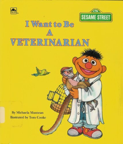9780307631169: I Want to Be a Veterinarian