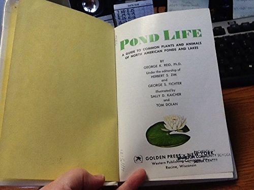 9780307635358: Pond Life (Golden Guides)