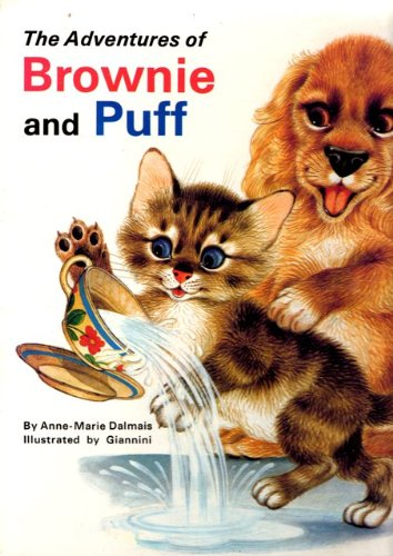 9780307635600: The Adventures of Brownie and Puff;