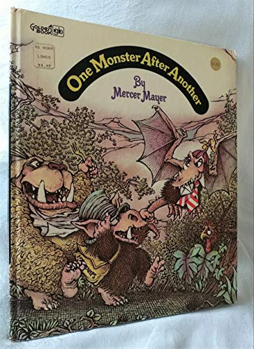 9780307637499: One Monster After Another (Little Monster)