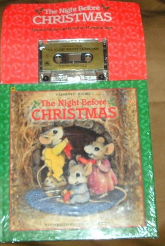 9780307637505: The Night Before Christmas (A Golden Books)