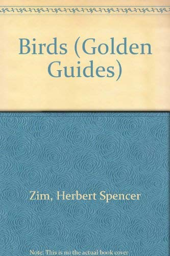 9780307640536: Birds (Golden Guides)