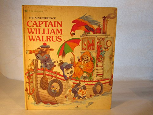 9780307645456: The Adventures of Captain William Walrus: In Search of the Emerald Star, and a Surprise for Captain Walrus.