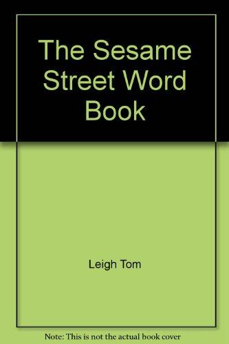 9780307655493: The Sesame Street Word Book
