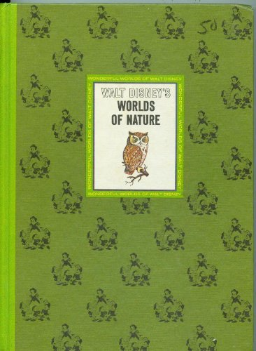 9780307655912: Worlds of Nature: Wonderful Worlds of Walt Disney