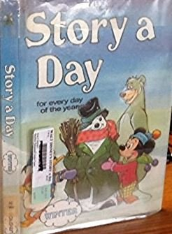 Story-A-Day for Every Day of the Year: Winter: Disney,