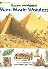 9780307656070: Explore the World of Man-Made Wonders