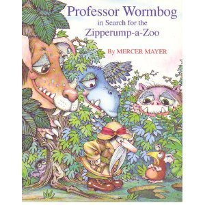 9780307657961: Professor Wormbog in Search for the Zipperump-a-zoo