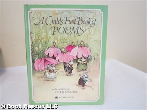 9780307658128: Child's First Book of Poems