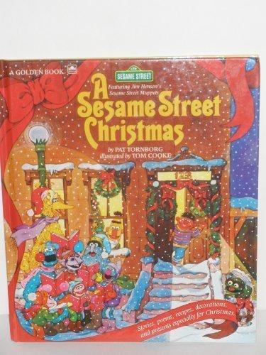9780307658173: Sesame Street Christmas: Featuring Jim Henson's Sesame Street Muppets
