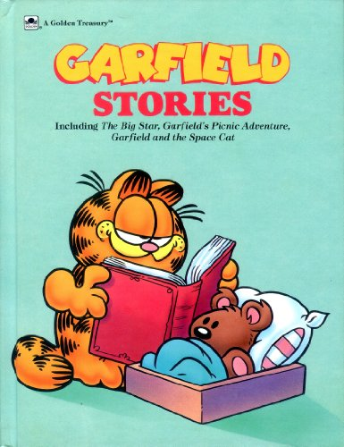 Garfield Stories: Including the Big Star, Garfield's: Davis, Jim, Simone,