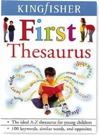 9780307658357: A First Thesaurus