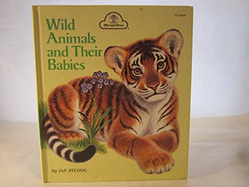9780307658395: Wild Animals and Their Babies (Golden Storybooks)
