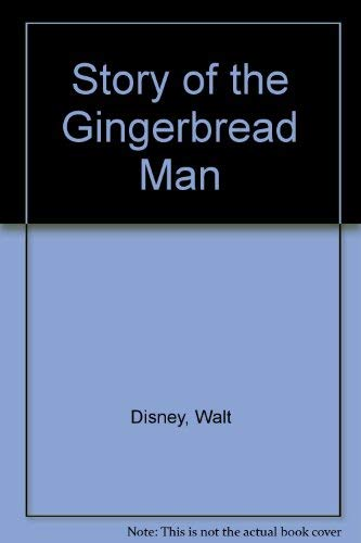 9780307660817: The Gingerbread Man