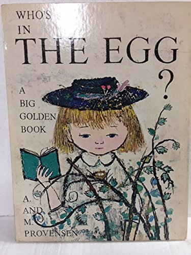 9780307663283: Who's in the Egg?