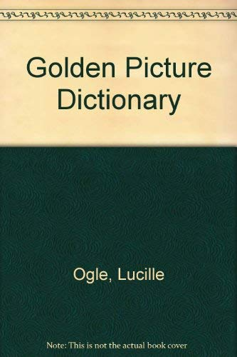9780307678614: Golden Picture Dictionary