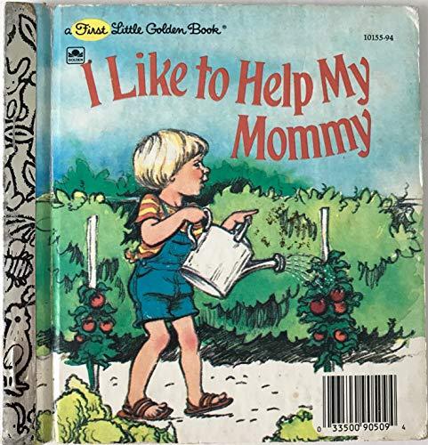 9780307681072: I like to help my mommy