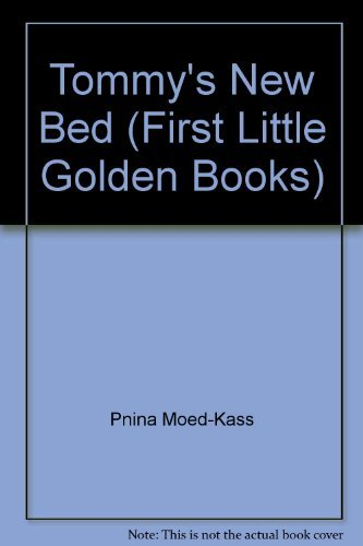 9780307681379: Tommy's new bed (A First little golden book)