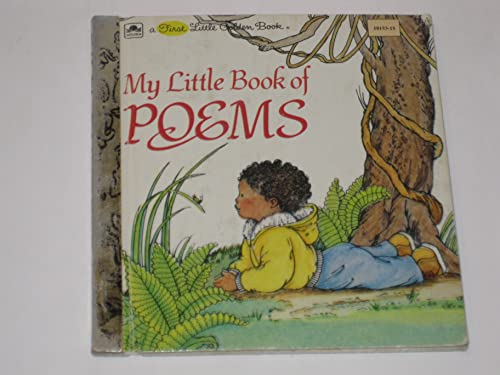 9780307681423: My Little Book of Poems