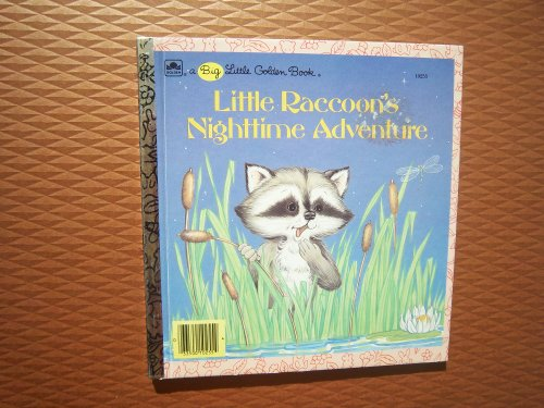 Stock image for Little Raccoon's Nighttime Adventure (Big Little Golden Books) for sale by Orion Tech