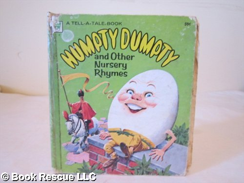 9780307684158: Humpty Dumpty and Other Nursery Rhymes