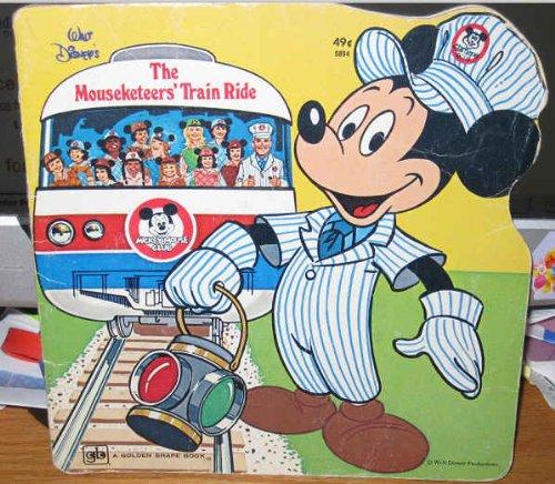 The Mouseketeers' Train Ride: Walt Disney