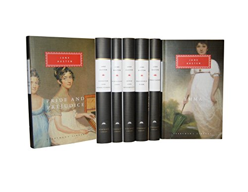 The Complete Novels of Jane Austen: Emma; Mansfield Park; Northanger Abbey; Persuasion; Pride and Pr