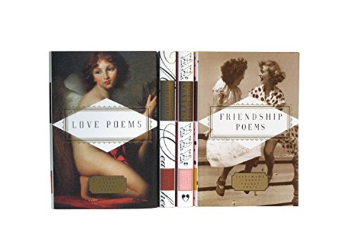 Pocket Poets: Love & Friendship: Friendship Poems; Love Letters; Love Poems; Love Songs and Sonnets (0307700852) by Washington, Peter