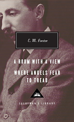 9780307700902: A Room with a View, Where Angels Fear to Tread (Everyman's Library Contemporary Classics Series)
