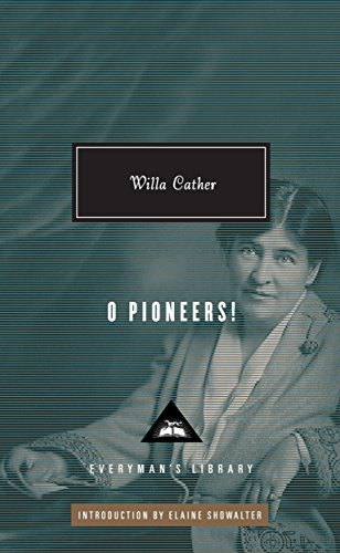 9780307700919: O Pioneers! (Everyman's Library)