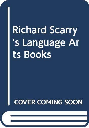 9780307701206: Richard Scarry's Language Arts Books