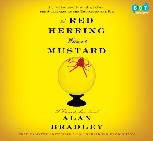 9780307704795: A Red Herring Without Mustard (A Flavia de Luce Mystery #3)