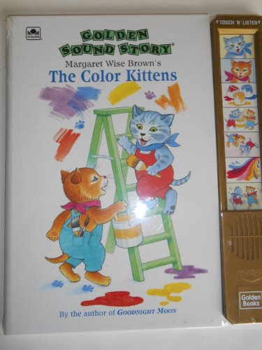 9780307709042: The Color Kittens (Golden sound story)