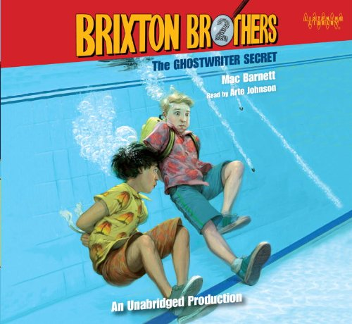 9780307710468: The Ghostwriter Secret: Brixton Brothers, Book 2