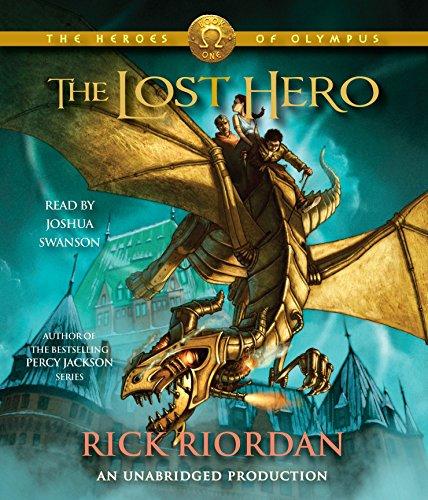 9780307711779: The Lost Hero (Heroes of Olympus, Book 1)