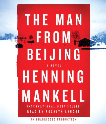 9780307712356: The Man from Beijing