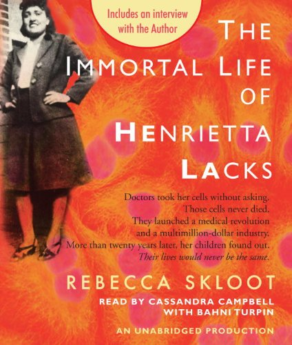 9780307712509: The Immortal Life of Henrietta Lacks