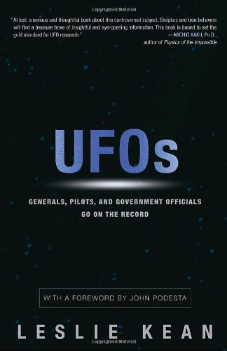 9780307716842: UFOs: Generals, Pilots and Government Officials Go On the Record