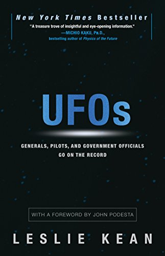 9780307717085: UFOs: Generals, Pilots, and Government Officials Go on the Record