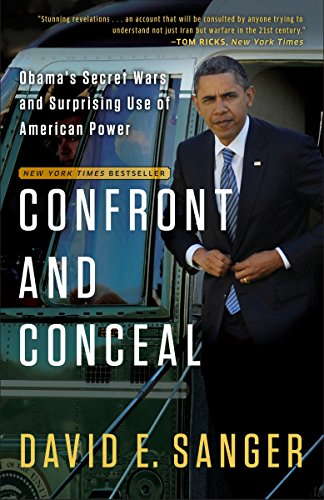 9780307718037: Confront and Conceal: Obama's Secret Wars and Surprising Use of American Power