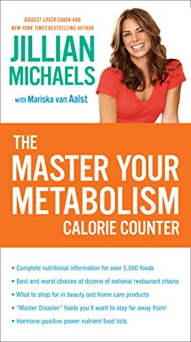9780307718211: The Master Your Metabolism Calorie Counter: Master Your Metabolism