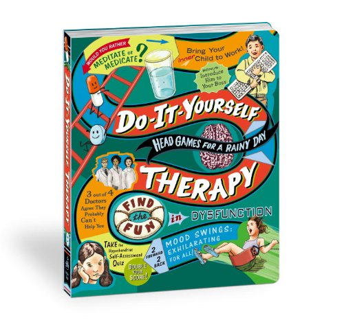 9780307718532: Do-It-Yourself Therapy: Head Games for a Rainy Day