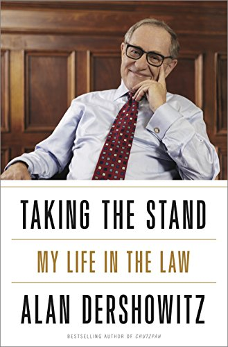 9780307719270: Taking the Stand: My Life in the Law