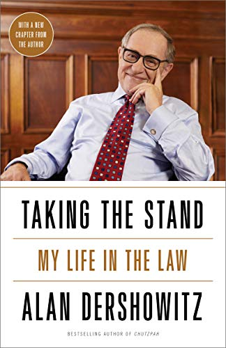 9780307719287: Taking the Stand: My Life in the Law