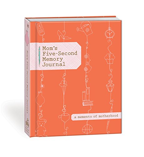 9780307719799: Mom's Five-Second Memory Journal