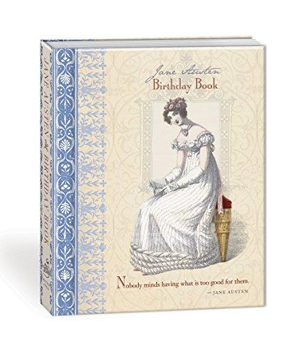 9780307719812: Jane Austen Birthday Book