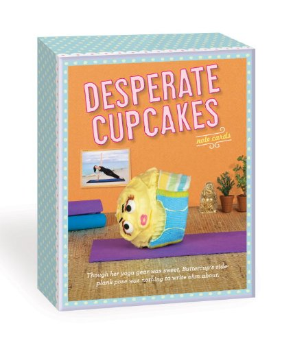 Desperate Cupcakes Note Cards: Potter Style