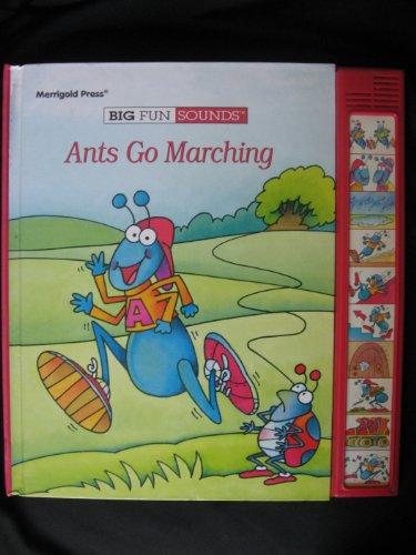 9780307729019: Merrigold-Ants Go Marching (Big fun sounds)