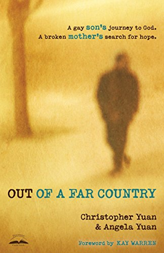 9780307729354: Out of a Far Country: A Gay Son's Journey to God. A Broken Mother's Search for Hope.